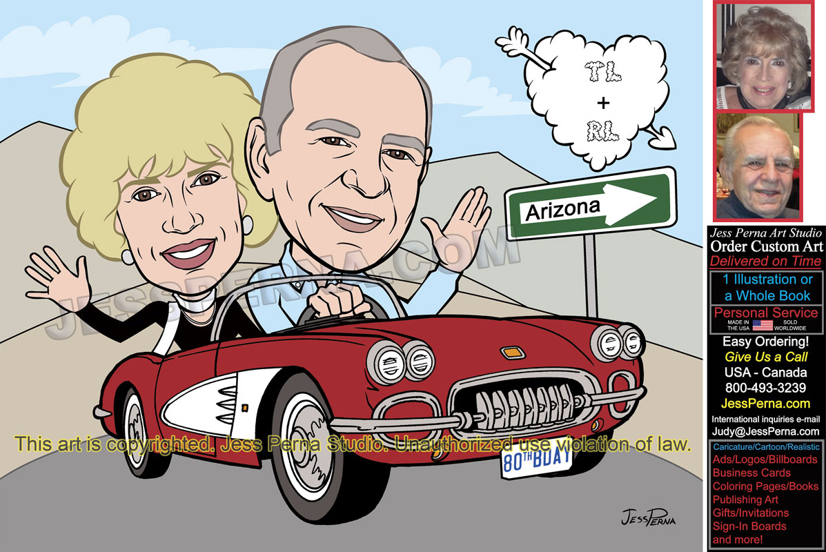 order wedding caricatures invitations gifts sign in boards